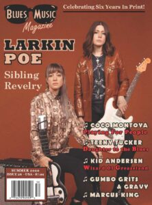 Blues Music Magazine - Summer 2020